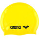 arena Classic Silicone Bathing Cap yellow